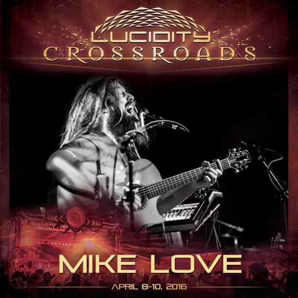 Line-Up Social Media - Mike Love