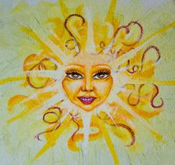 Solstice Sun Mural