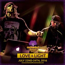 Love and Light Social Media
