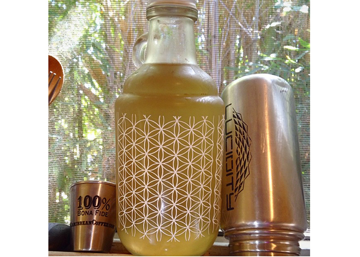 Flower of Life Growler
