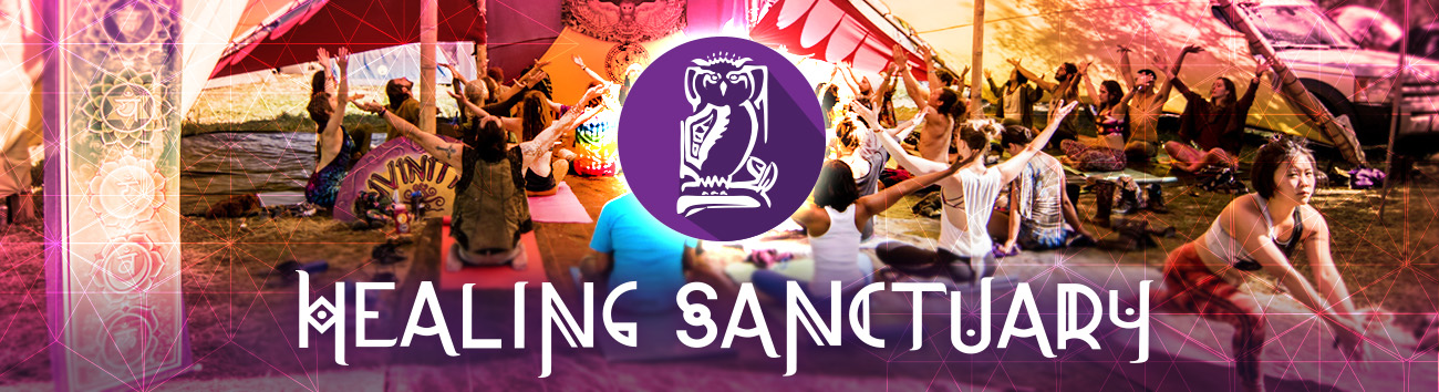 Healing Sanctuary Village Header