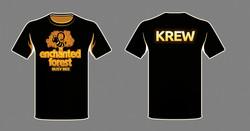 EFG Volunteer Shirt Concept