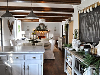 Sprucing Up Your Kitchen For The Holidays