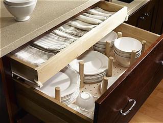 Extra Storage & Organization Ideas For Your New Kitchen