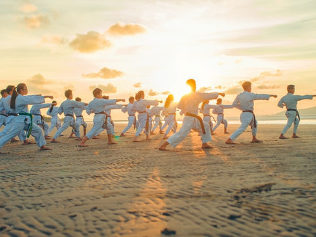 Benefits of Adult Karate Classes