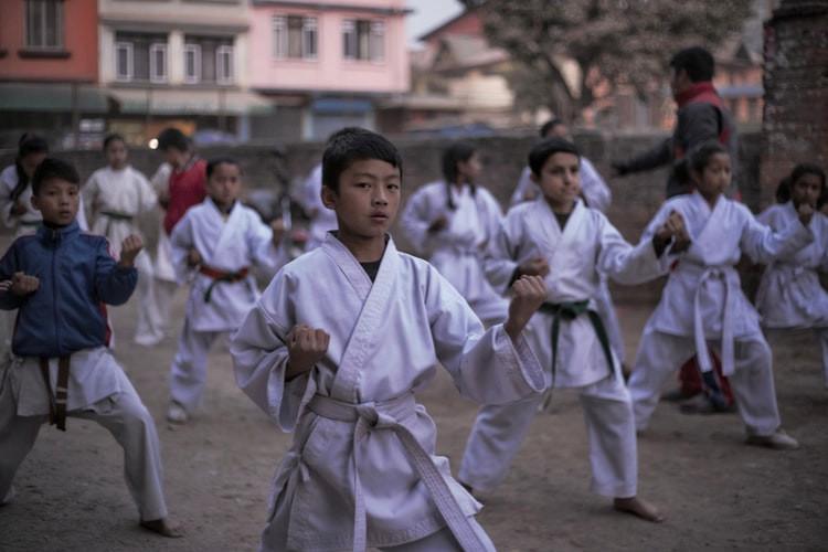 Kids Karate Classes