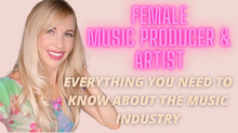 Everything You Need To Know In The Music Industry | Female Producer & Artist | BINX