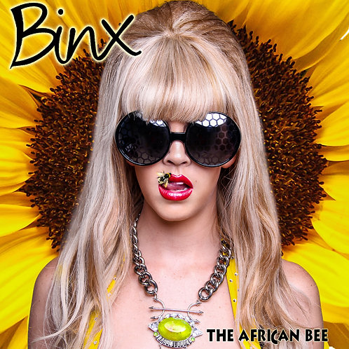 SIGNED - BINX - The African Bee - EP