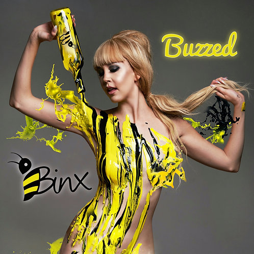 SIGNED - BINX - Buzzed Album