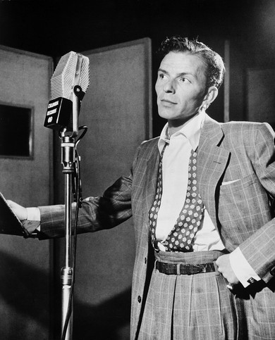 The Coffee Song, Frank Sinatra