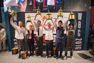 Dünya Kahve Şampiyonası ve SCA