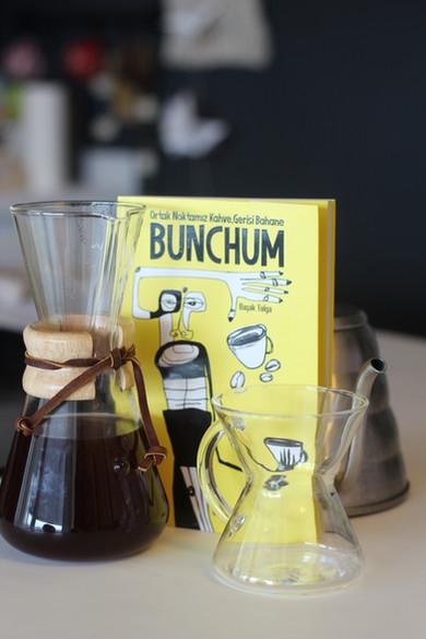 O Kahve Çekirdeği 'BUNCHUM'
