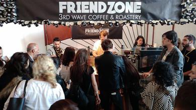 CAFE FRIENDZONE ile İzmir ve Kahve