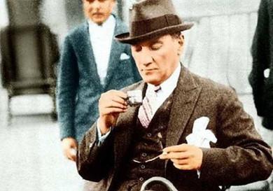 Atatürk Ve Kahve