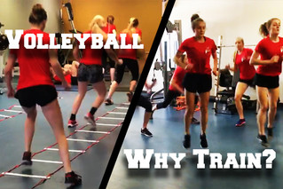 Youth Volleyball Strength & Conditioning. Why Include it?