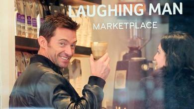 Hugh Jackman ve Kahve
