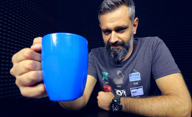 Kahve Tutkunu Vlogger, 'Mert SEZER'