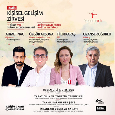 Özgür Aksuna İzmir'e geliyor!