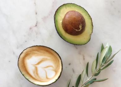 Hipster Cafe ve 'Avolatte' Trendi