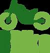 BBike Brasil Logo Bicicleta sem pedal