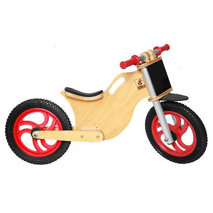BBike MX Vermelha - Bicicleta sem pedal