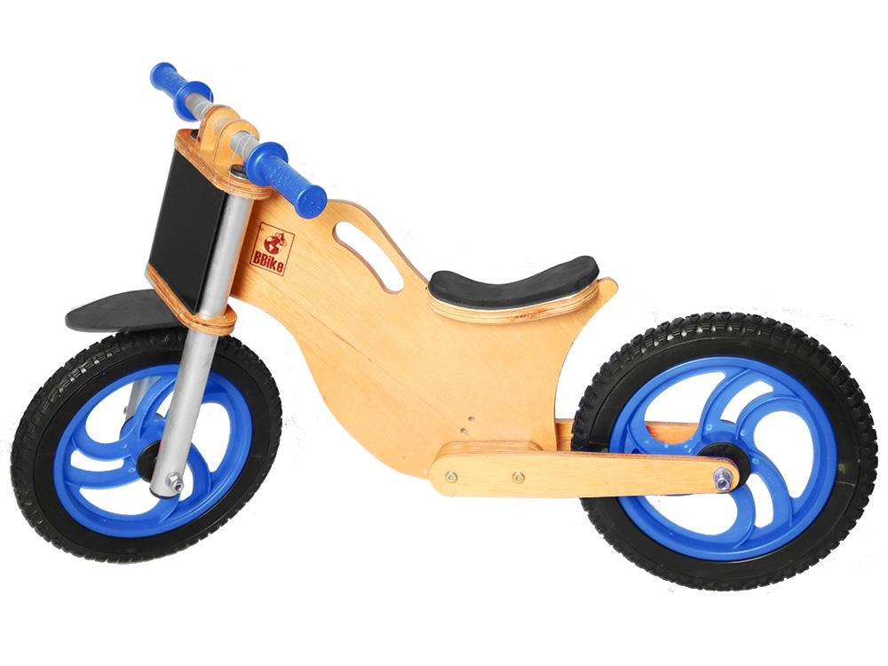 Bicicleta sem pedal BBike MX Azul