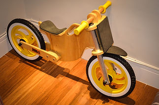 Bicicleta sem pedal