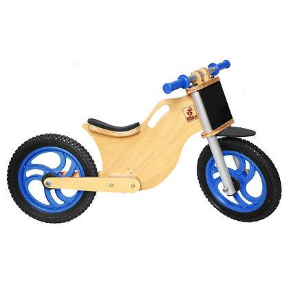 BBike MX Azul - Bicicleta sem pedal