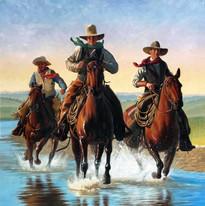 Head'n Down the Cheyenne