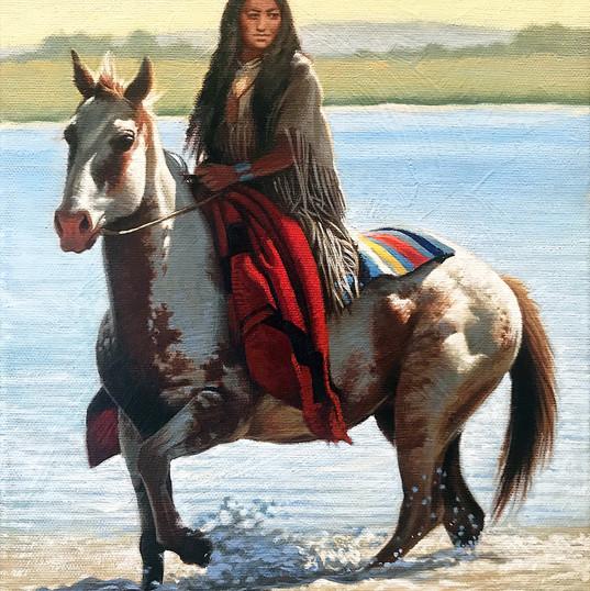 Crossing the Cheyenne