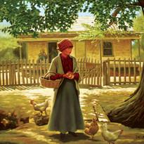 The Egg Gatherer