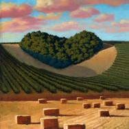 Heart Trees Paso Robles