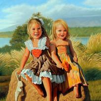 Portrait commission SOLD