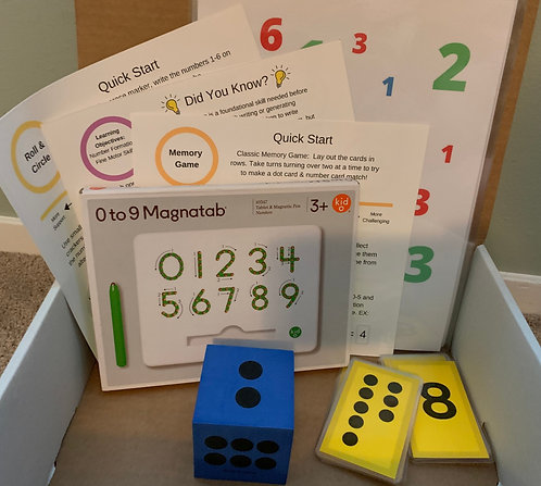 Learn my Numbers Kit