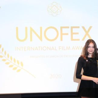 UNOFEX Awards 2020