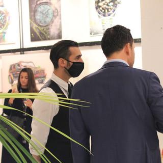 Moira Musio Exhibition