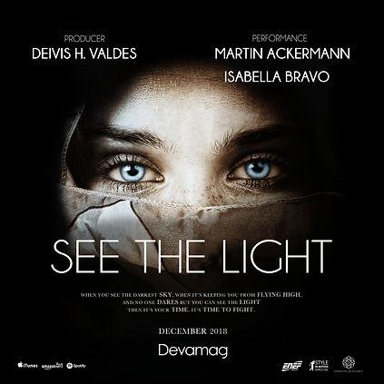 See the Light produced by Deivis H. Valdes ft Martin Ackermann - Devamag Music