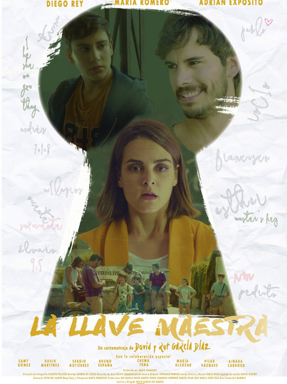 Poster La llave maestra.jpg
