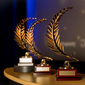 UNOFEX Awards Trophy