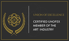 Art Industry Certification Badge - UNOFE