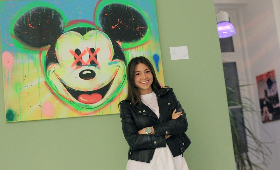 Moira Musio - UNOFEX - Artist