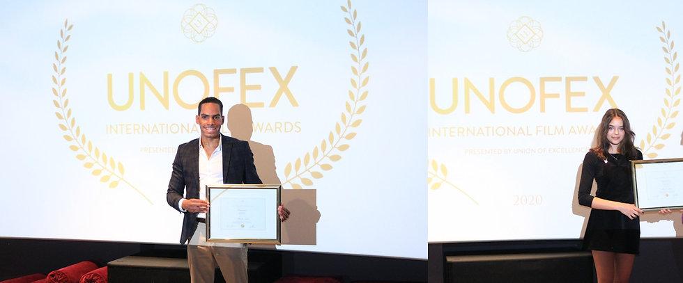 UNOFEX - Filmmaker Community - Award 202