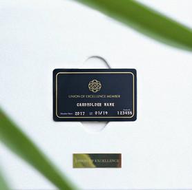 Deivis H Valdes - launches Membership Card