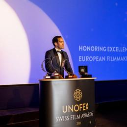 UNOFEX Swiss Film Awards