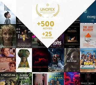 UNOFEX Film Awards 2020 - Press Release