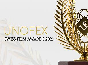 UNOFEX Swiss Awards 2021 Widescreen Clea