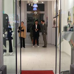 Moira Musio Exhibition Zurich