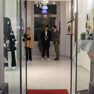 Moira Musio Exhibition Zurich - Femme Fatale