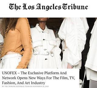 UNOFEX Fashion Membership - Los Angeles.