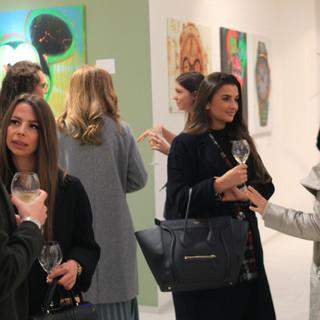 Moira Musio Art Exhibition
